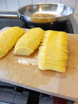 Ananas-Kokosnuss Tarte/ Abacaxi-Coco Tarte